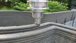 3D печати из бетона